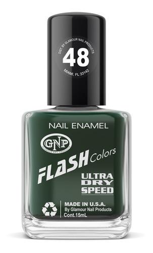 esmalte flash colors de gnp 15ml nro.48