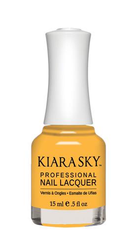 esmalte  kiara sky nail lacquer the bees n592