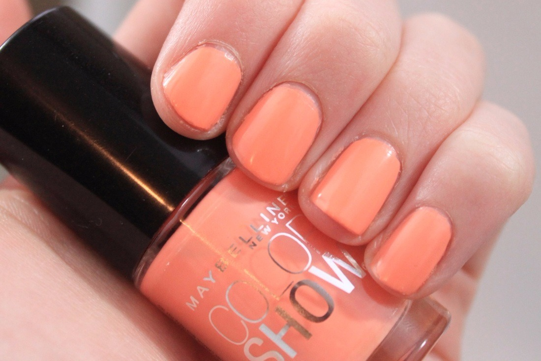 Esmalte Maybelline Color Show Pretty In Peach 115 - $ 140,00 en ...