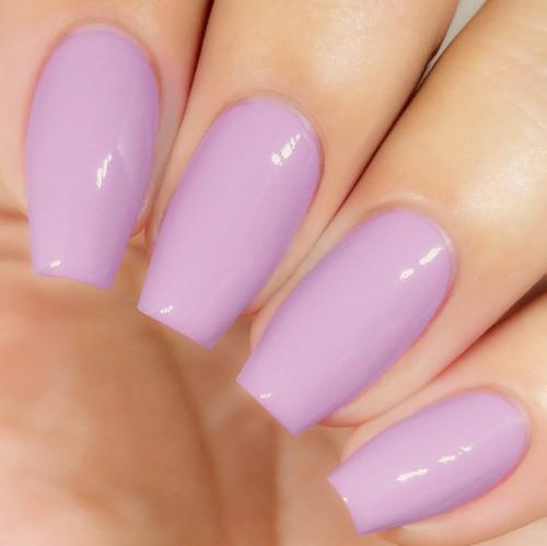 esmalte para uñas kiara sky dip powder d'lilac d409
