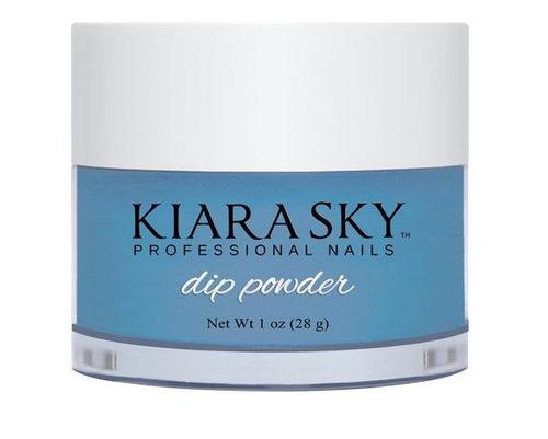 esmalte para uñas kiara sky dip powder skies the limit d415
