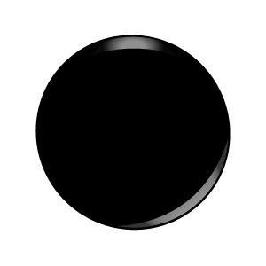 esmalte para uñas kiara sky gel polish black to black g435