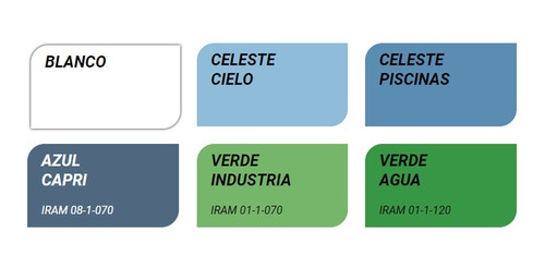 esmalte poliuretánico revesta 4870 pintura piscina 20l mm