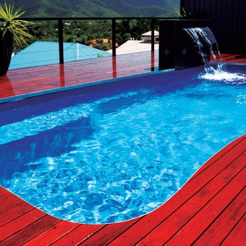esmalte poliuretánico revesta 4870 pintura piscina 4l mm