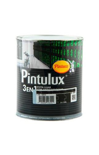 esmalte sintetico pintulux 3 en 1 rojo bermellon 26 galon pi