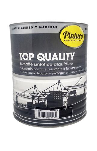 esmalte top quality amarillo 1760 galon pintuco