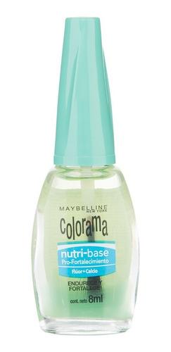 esmalte tratamiento colorama maybelline