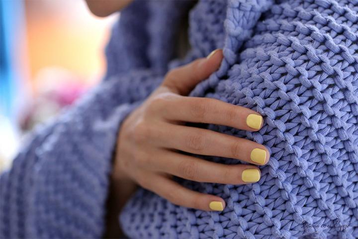 Esmalte Uñas Color Amarillo Claro Suave Semi Permanente - $ 2.990 en ...