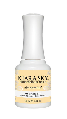 esmalte uñas kiarasky dip powder essentials nourish oil dno5