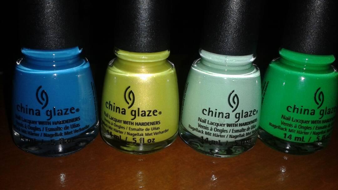 Esmaltes De Uñas China Glaze - Bs. 1.600.000,00 en Mercado Libre