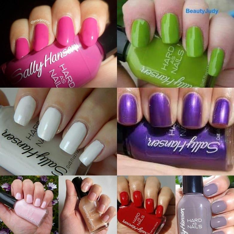 Hermosa Sally Hansen Milagro Color De Las Uñas Gel Motivo - Ideas ...
