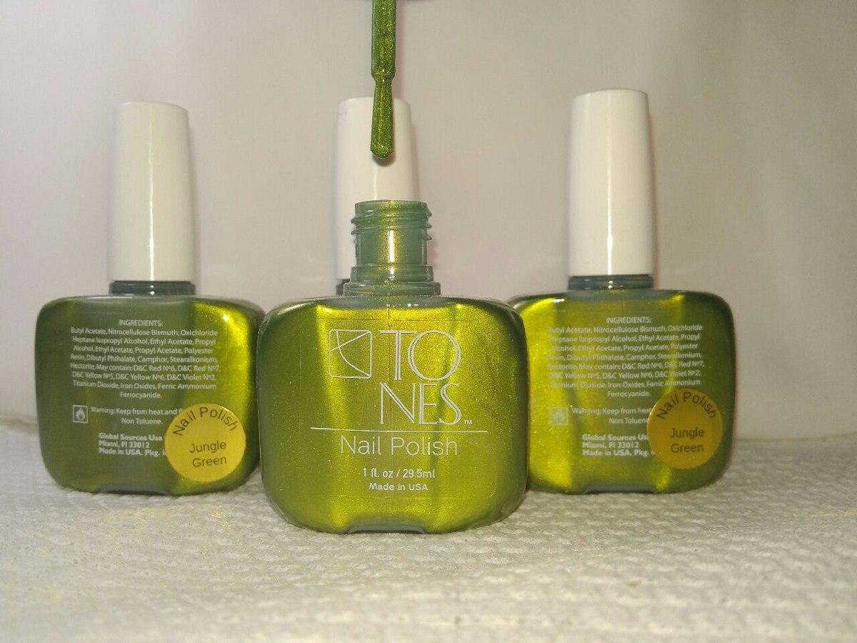Esmaltes De Uñas Tones Products: 29.5 Ml / 1 Fl Oz - Bs. 15.540.000 ...