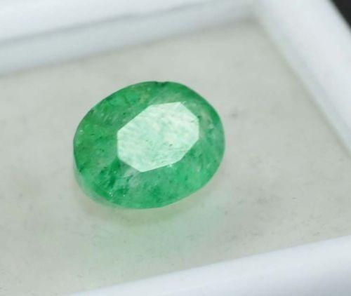 esmeralda certificada para dije anillo amuleto talisman