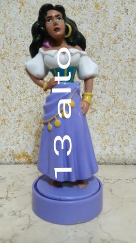 esmeralda - el jorobado de notre dame - disney mcdonalds