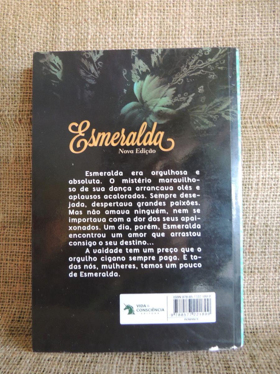 o livro esmeralda de zibia gasparetto