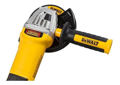 esmeril 5 - 1500w rpm 10000 v.v dwe4336 dewalt