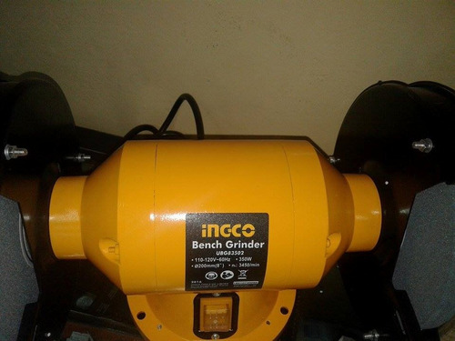 esmeril 6  1/4 hp marca ingco.