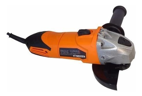 esmeril angular lumax premium 950w