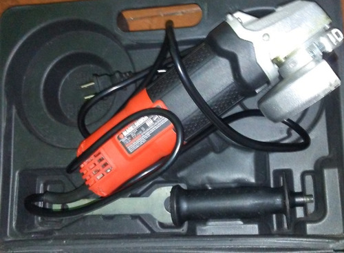 esmeril black decker 4 1/2 profesional g720-b3