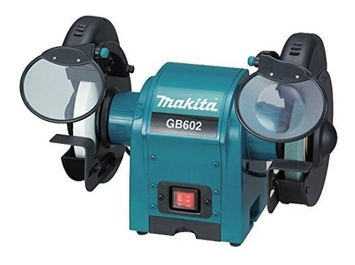 esmeril de banco 6  250w. 3450 rpm 9.2kg. gb602