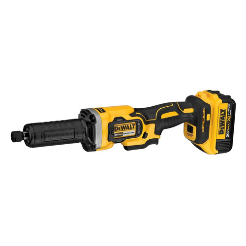 esmeril recto inalambrico 20v brushless dewalt dcg426m2