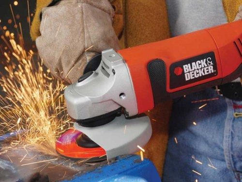 esmeriladora black and decker pro 4-1/2