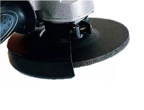esmerilhadeira angular 700w - 220v - disco,suporte,5 lixas