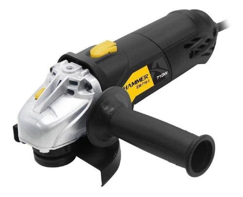 esmerilhadeira angular hammer 4.1/2  710w 220v