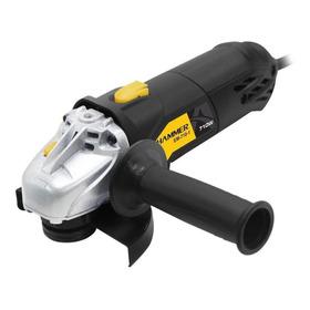 Esmerilhadeira Angular Hammer Em-710-1 Preta 220v