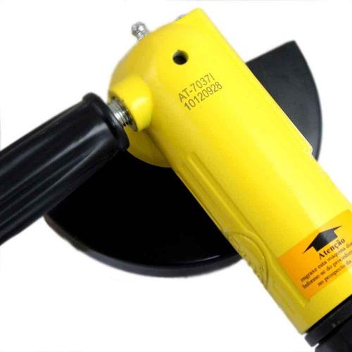 esmerilhadeira angular pneumática 5'' at7037i puma