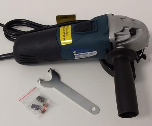 esmerilhadeira angular rolamentada sh 650w - 110v