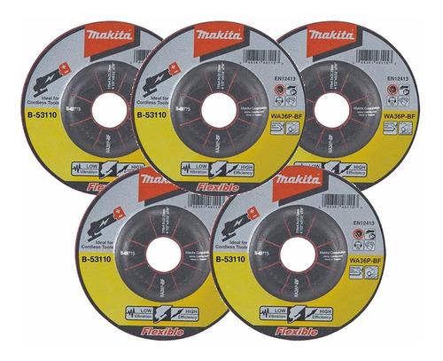 esmerilhadeira lixad à bateria dga455z makita grátis discos