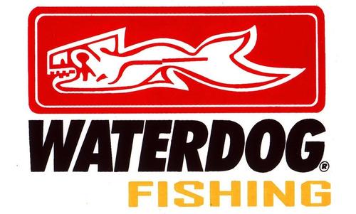 esmerillones de bronce marca waterdog 5/0 - pesca