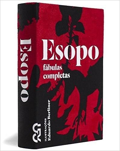 esopo - fábulas completas - cosac naify - lacrado