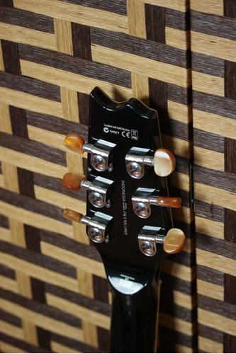 esp ltd tl-6 think línea acoustic electric guitar