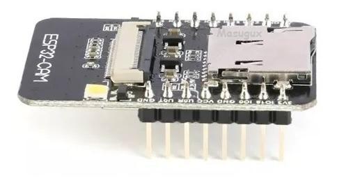 Esp32 Com Camera Esp32cam Wifi Bluetooth Segurança Sem Nf