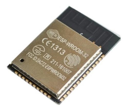 esp32  wifi+bt+ble mcu module - 4mb default