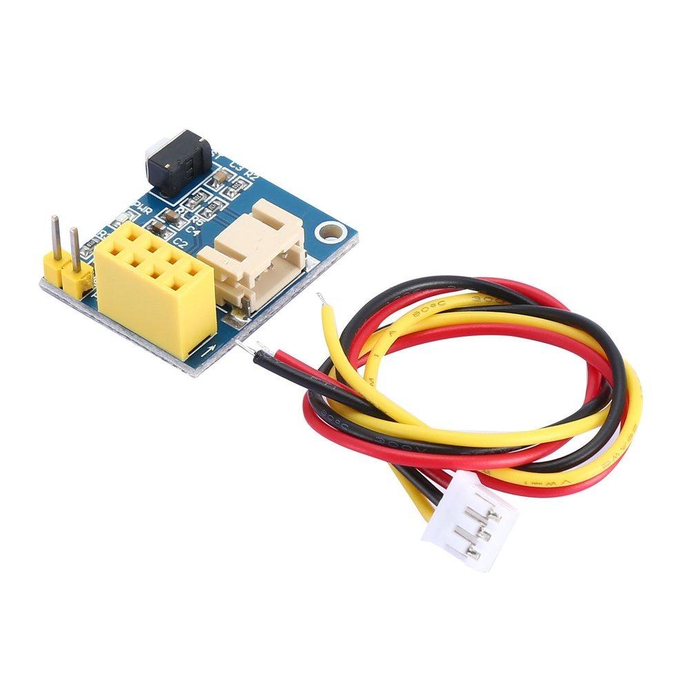 Esp8266 Esp -01 Esp -01s Ws2812 Rgb Módulo Controlador Luz L on