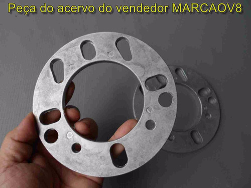 espaçadores universal de aluminio para rodas de carro