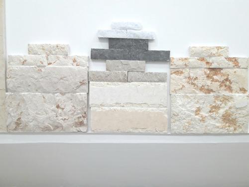 espacato de marmol royal grey y terista 4x15 en oferta!