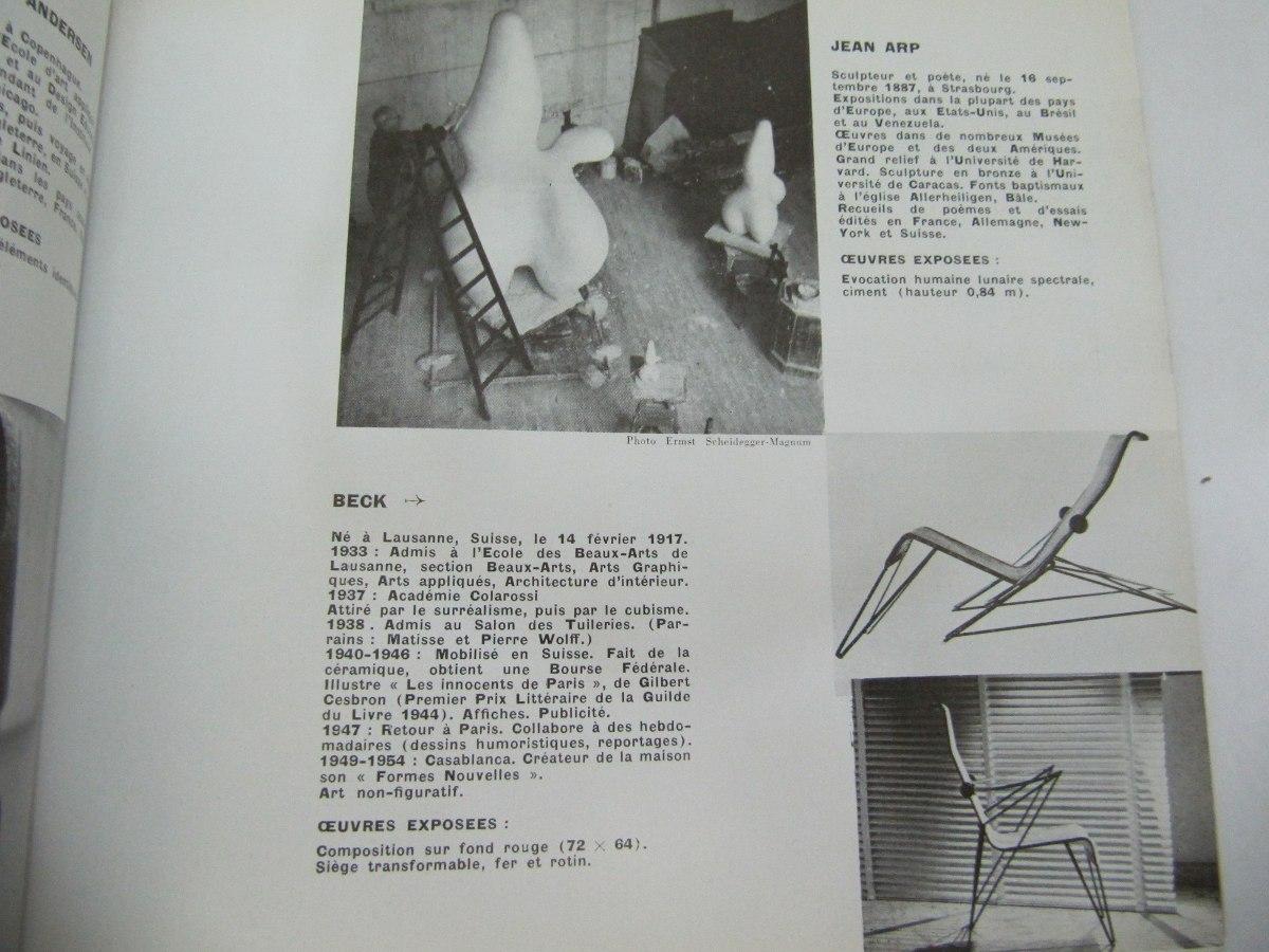 Espace Architecture Formes Couleur Groupe Espace 1954 195000