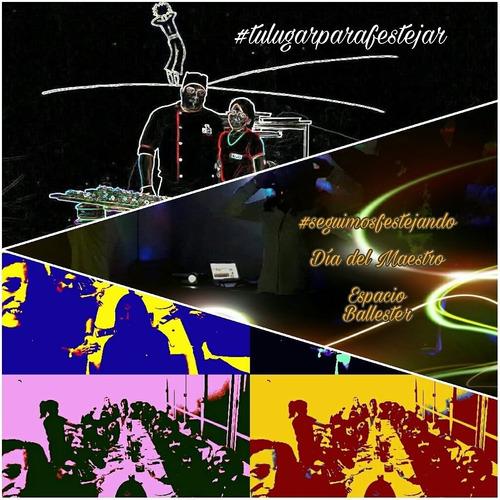 espacio ballester - eventos sociales y corporativos