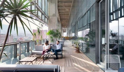 espacio completamente equipado para 15-20 personas en jardines del pedregal.