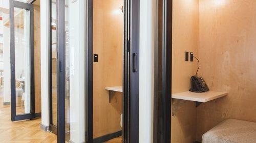espacio en renta para 5-10 personas en arcos bosques.