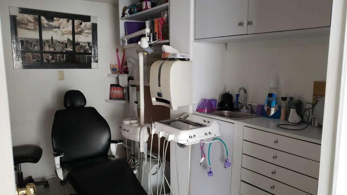 espacio equipado para consultorio dental