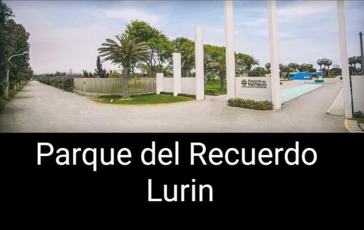 espacios de entierro - parque del recuerdo