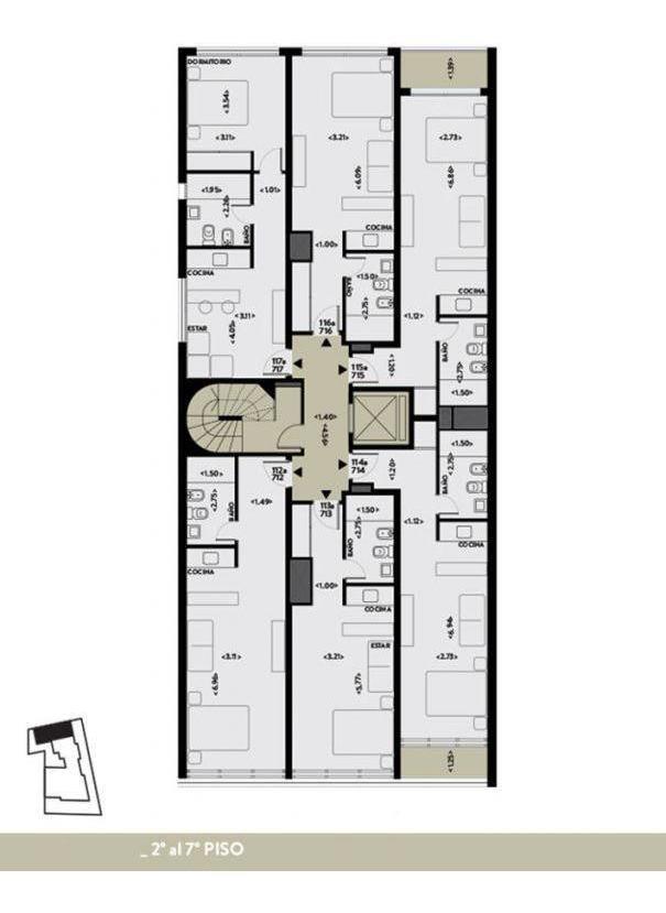 espacios diseñados con la calidad para los más exigentes.