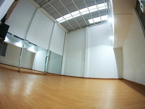 espacios para conferencias y ensayos en san luis - chapinero