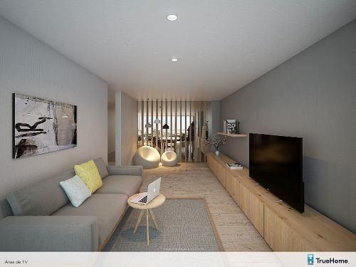 espacioso y totalmente remodelado departamento en la condesa, cuauhtemoc