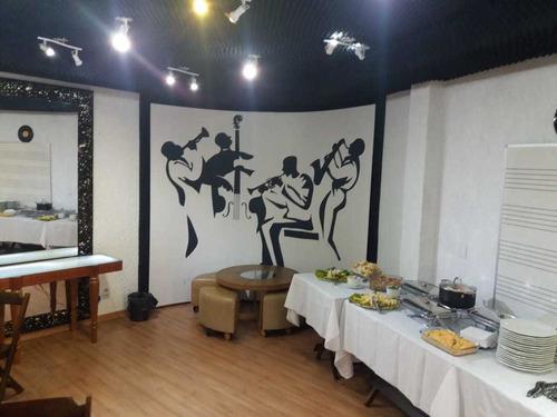 espaço com tratamento acústico e lindo terraço - aclimação